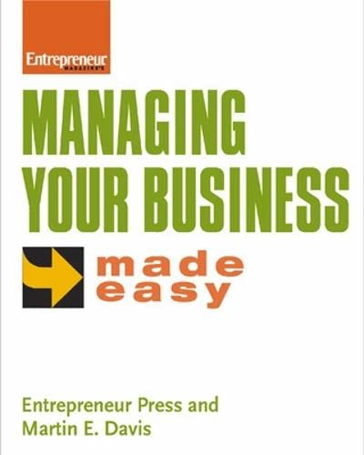 9781932531541: Managing a Small Business Made Easy