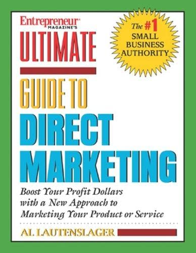 9781932531718: Ultimate Guide to Direct Marketing