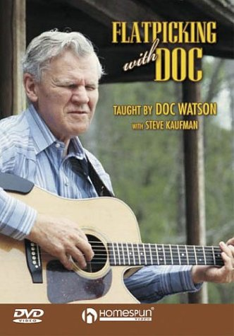 9781932537185: Flatpicking with Doc