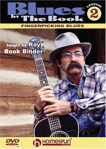9781932537505: Blues by the Book for Fingerstyle Guitar