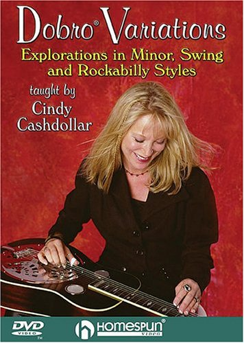 9781932537628: Dobro Variations: Explorations in Minor, Swing and Rockabilly Styles