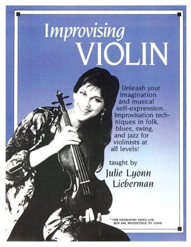 9781932537819: IMPROVISING VIOLIN (BOOK/ 6CDS)