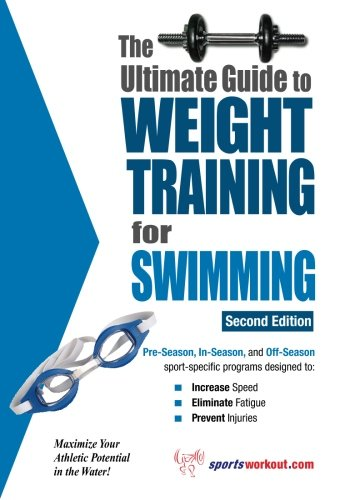 9781932549393: Ultimate Guide to Weight Training for Swimming