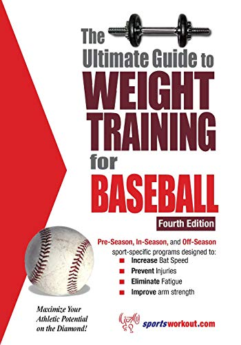 9781932549454: Ultimate Guide to Weight Training for Baseball