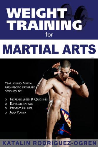 9781932549713: Weight Training for Martial Arts: The Ultimate Guide