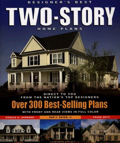 9781932553154: Designer's Best Two-Story Home Plans: Over 300 Best-Selling Plans
