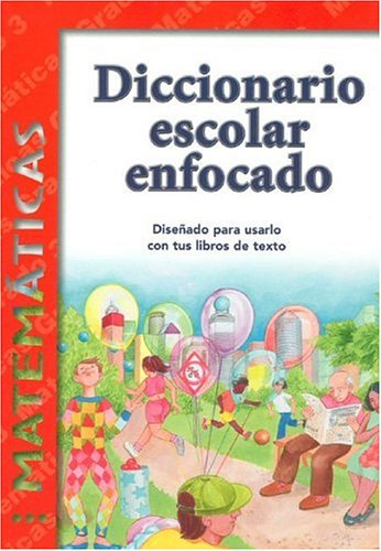 9781932554052: Diccionario Escolar Enfocado / in Focus School Dictionary: Matematicas / Mathematics (Spanish Edition)