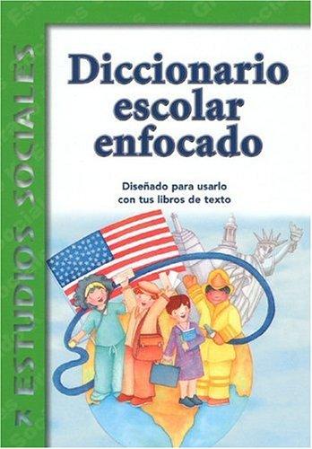 Diccionario Escolar Enfocado / in Focus School