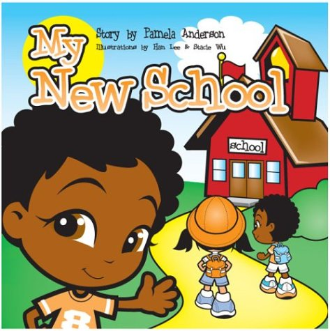 My New School (Afro Boy): Anderson, Pamela