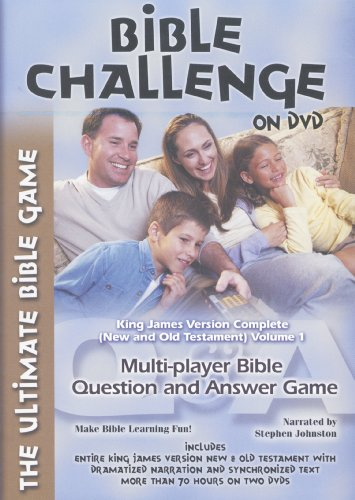 Bible Challenge Volume 1: The Ultimate Bible Game