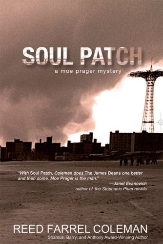 9781932557350: Soul Patch (Moe Prager Mysteries)