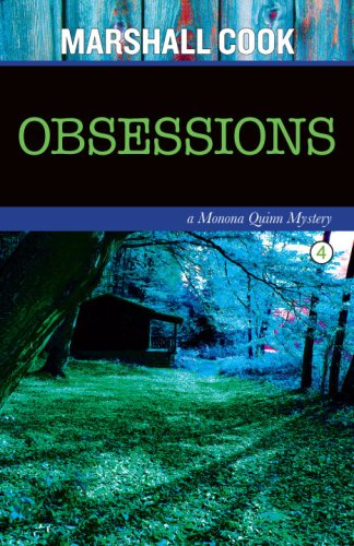 Obsessions (Monona Quinn Mysteries) (1932557806) by Marshall Cook