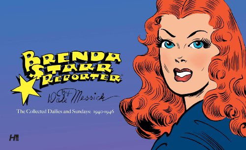 9781932563221: Brenda Starr, Reporter: The Collected Daily and Sunday Newspaper Strips Volume 1