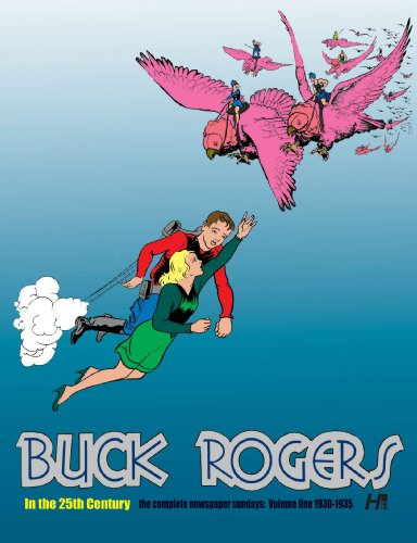 9781932563405: Buck Rogers In The 25th Century: The Complete Newspaper Sundays, Vol. 1 1930-1933