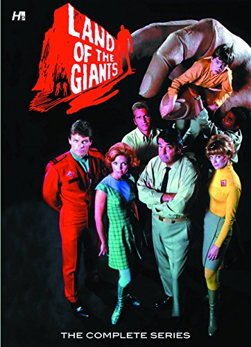 Land Of The Giants The Complete Series: Irwin Allen; Tom Gill