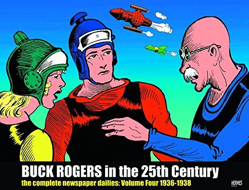 9781932563443: Buck Rogers In The 25th Century: The Complete Newspaper Dailies Volume 4