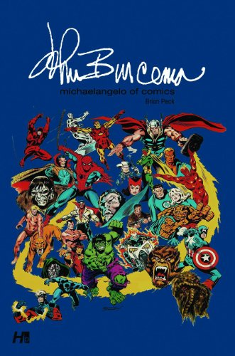 9781932563504: John Buscema The Michaelangelo of Comics