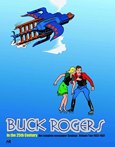 9781932563818: Buck Rogers in the 25th Century: The Complete Newspaper Sundays Volume 2 1933-1937