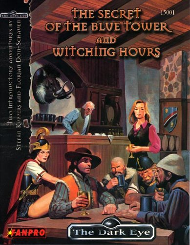 9781932564051: The Secret of the Blue Tower and Witching Hours (The Dark Eye; FPR15001)