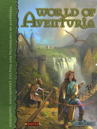 The Dark Eye: World Of Aventuria (FPR15002): FanPro
