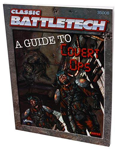 9781932564150: Classic Battletech: Guide to Covert Ops (FPR35008)