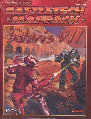 Mappack Solaris VII: Fanpro