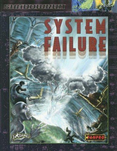 Shadowrun System Failure: Mikael Brodu; Drew Curtis