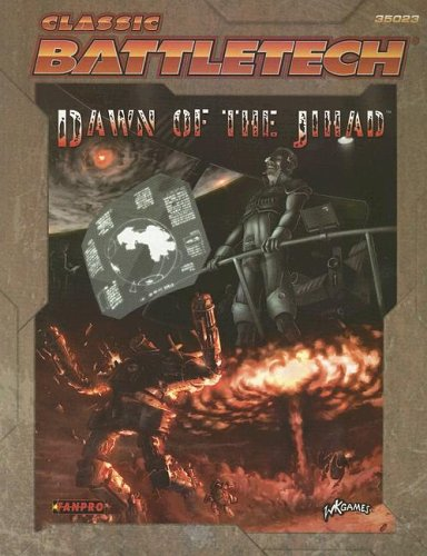 9781932564570: Dawn of the Jihad (Classic Battletech)