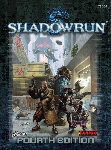 9781932564662: Shadowrun, Fourth Edition