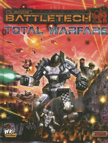 Classic Battletech: Total Warfare (FPR35101): Randall Bills; Battletech