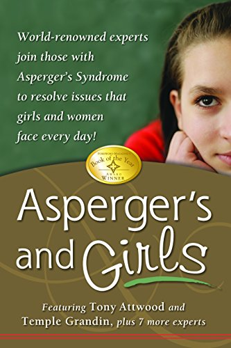 Asperger's and Girls: World-Renowned Experts Join Those: Tony Attwood; Temple