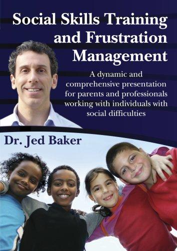 9781932565539: Social Skills Training and Frustration Management
