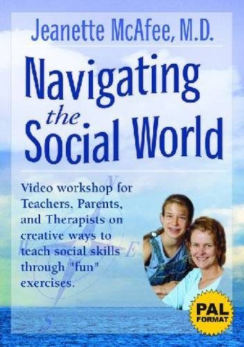 9781932565669: Navigating the Social World: A Curriculum for Individuals with Asperger's Syndrome, High-Functioning Autism, and Related Disorders