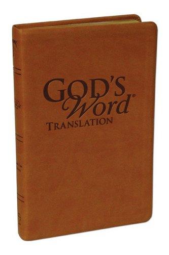 9781932587357: GOD'S WORD Handi-Size Text Saddle Duravella