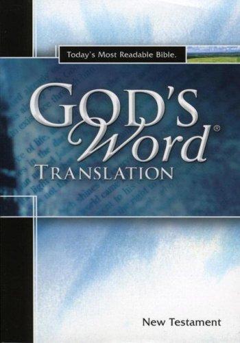 GOD'S WORD Pocket New Testament Text: Baker Publishing Group