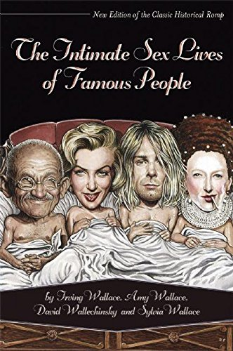 9781932595291: Intimate Sex Lives of Famous People, The