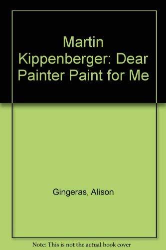 Martin Kippenberger: Self-Portraits: Kippenberger, Martin and