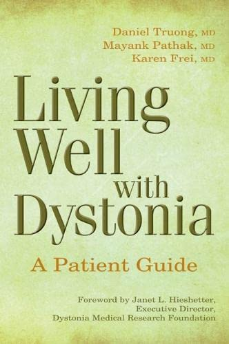 9781932603231: Living Well with Dystonia: A Patient Guide
