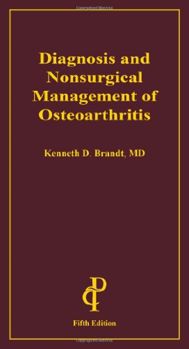 9781932610420: Diagnosis and Nonsurgical Management of Osteoarthritis, 5th Ed.