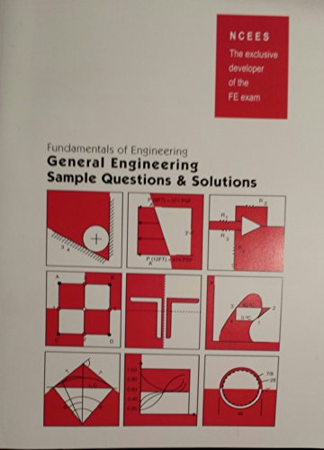 9781932613278: Fundamentals of Engineering: General Engineering Sample Questions and Solutions