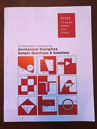 9781932613292: FE Sample Questions and Solutions: Mechanical Discipline