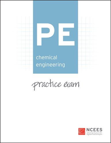 9781932613520: PE Chemical Engineering Practice Exam