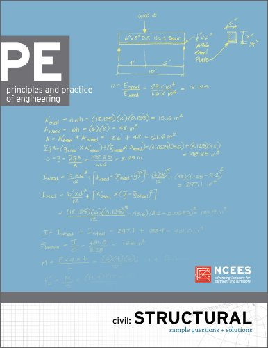 9781932613636: PE Civil: Structural Sample Questions and Solutions