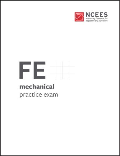 FE Mechanical Practice Exam: ncees