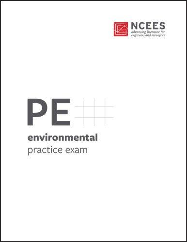 9781932613902: PE Environmental Practice Exam