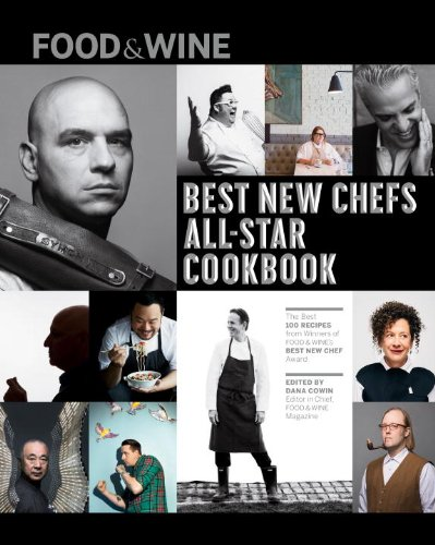 9781932624618: FOOD & WINE: 25 Best New Chef All-Star Cookbook