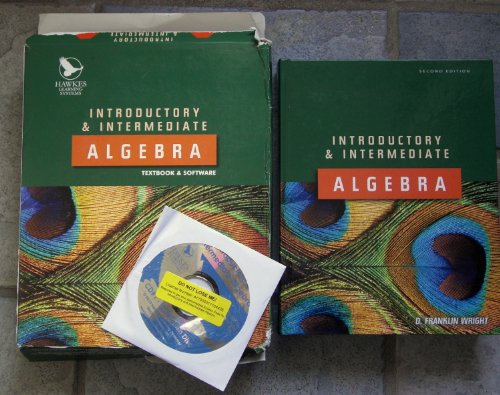 Introductory and Intermediate Algebra, 2nd Edition: D. Franklin Wright