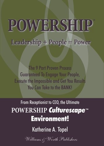 Powership: Katherine A. Topel