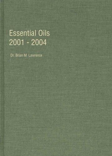 9781932633177: Essential Oils 2001-2004 Vol 7