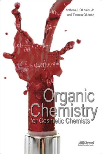 9781932633320: Organic Chemistry for Cosmetic Chemists